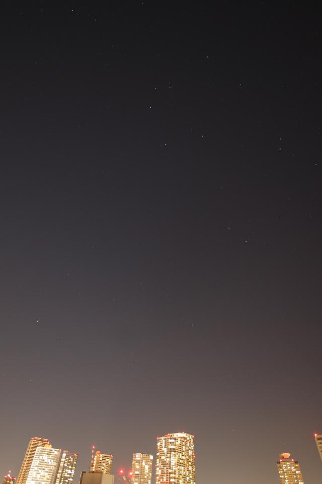 2012年ふたご座流星群その1_01.JPG